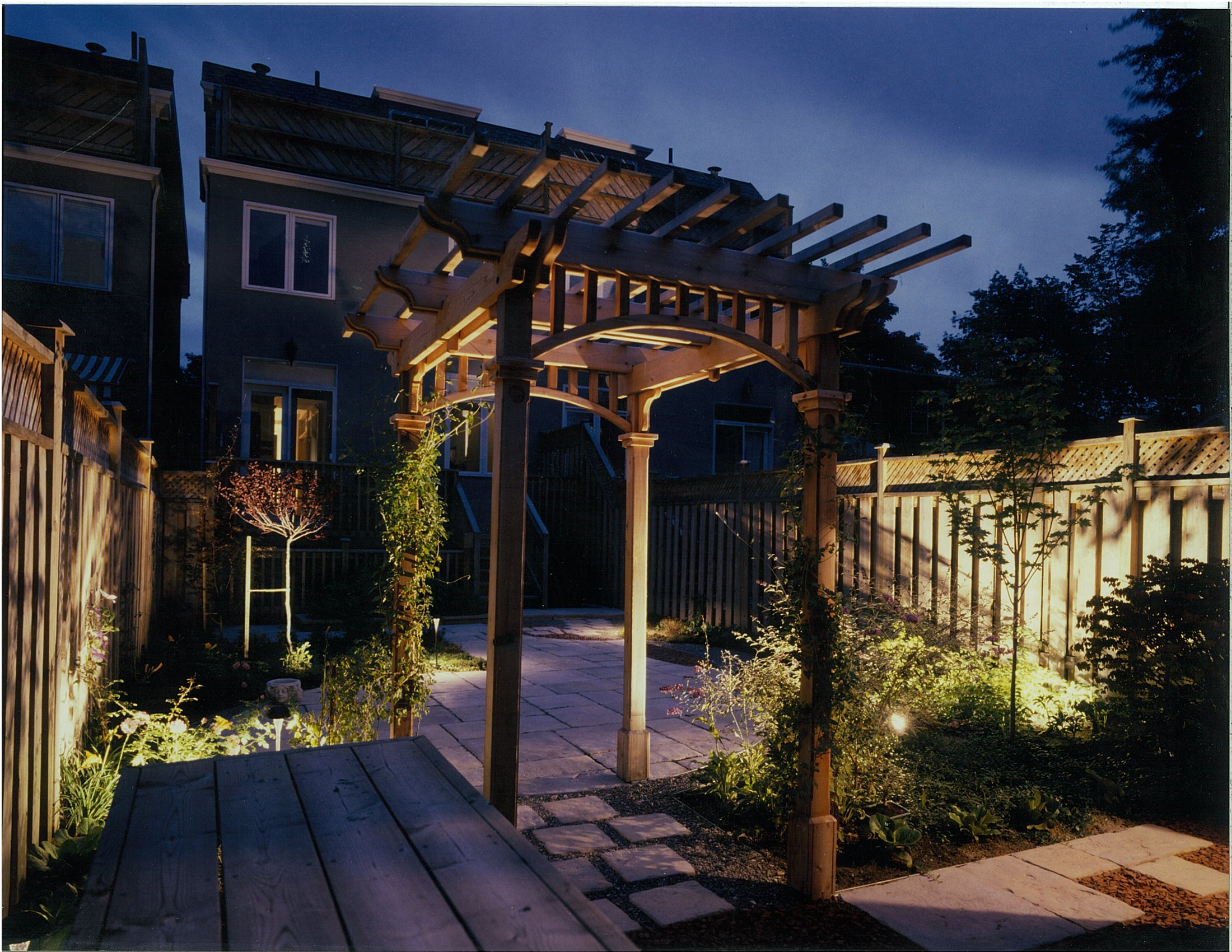 Portfolio sjn associates landscape architects inc for Associate landscape architect